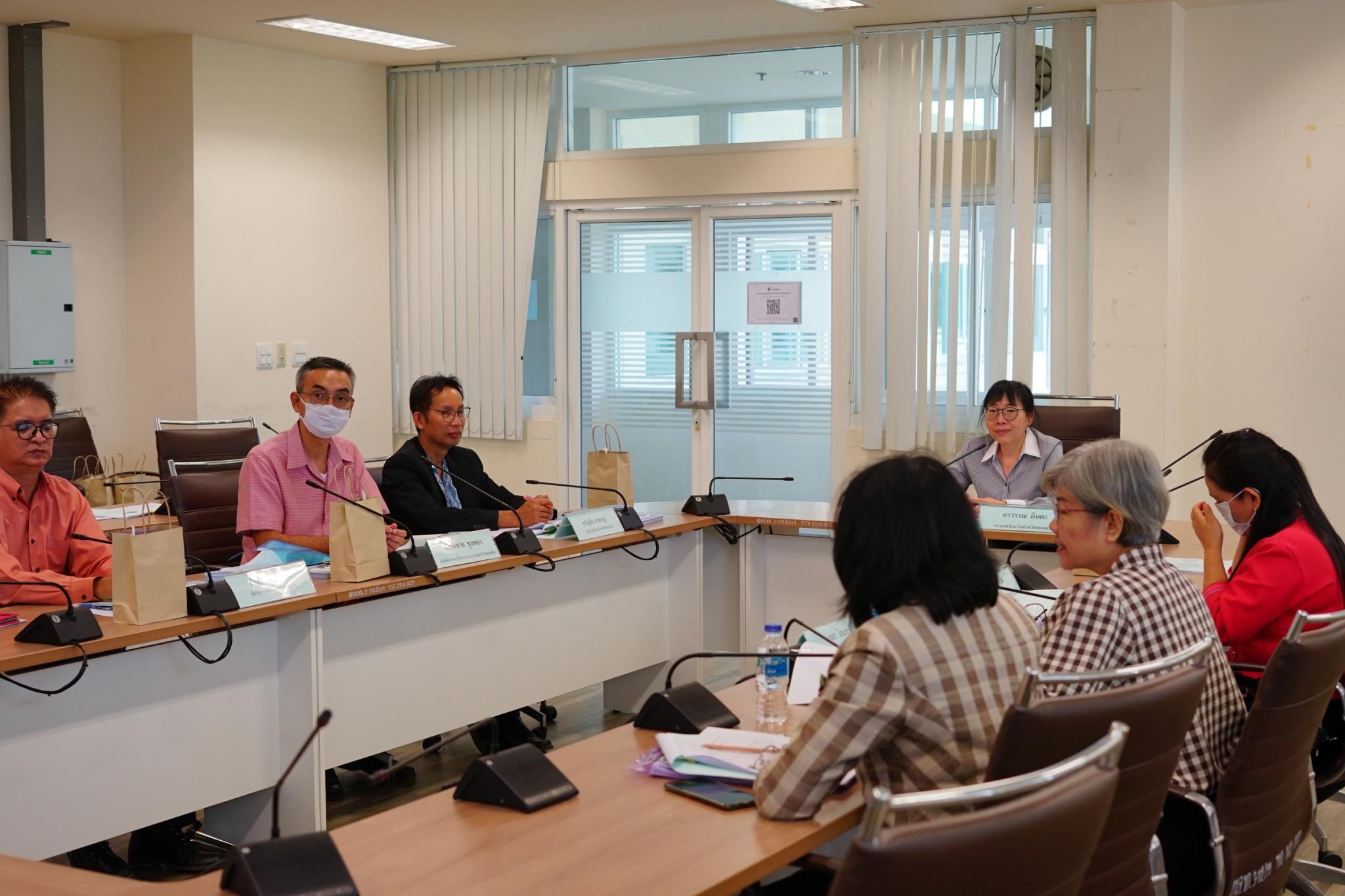 สำนักงานแรงงานจังหวัดขอนแก่น จัดประชุมหัวหน้าส่วนราชการสังกัดกระทรวงแรงงานจังหวัดขอนแก่น ครั้งที่ 2/2564